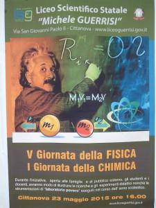 Giornata della Fisica e Chimica